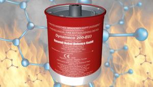 aerosol löschsysteme
